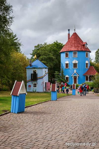Naantali rodzinne atrakcje Finlandia