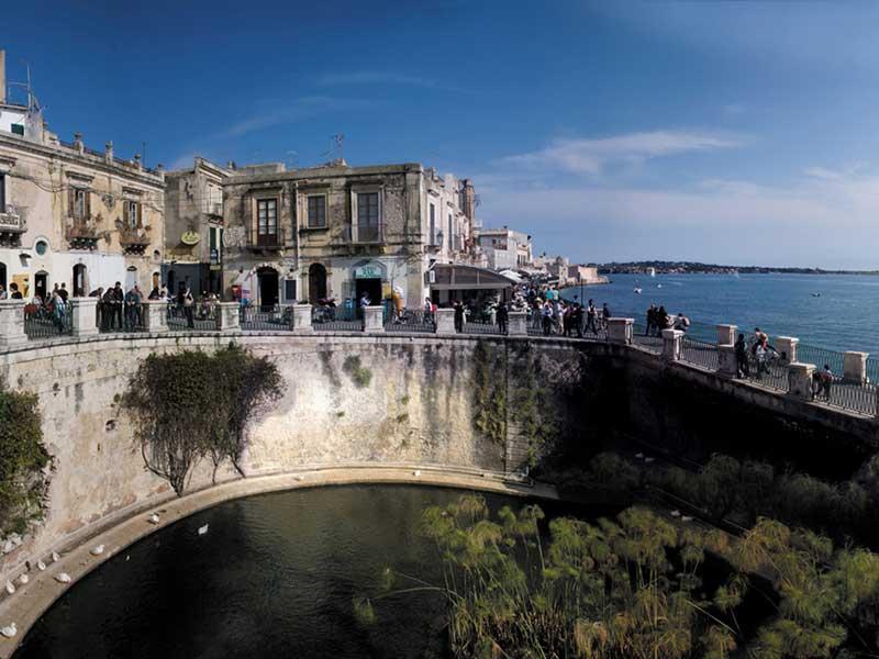 Syrakuzy rodzinne atrakcje Włochy