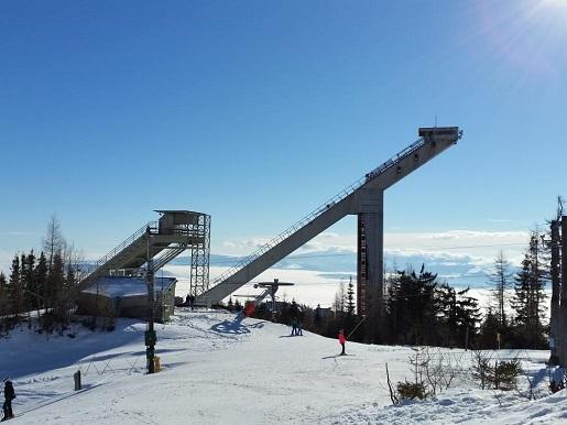 Wysokie Tatry Słowacja narty z dziećmi