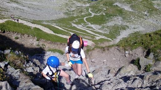 szlak na Szpiglasowy Wierch - Przełęcz - schronisko (3)
