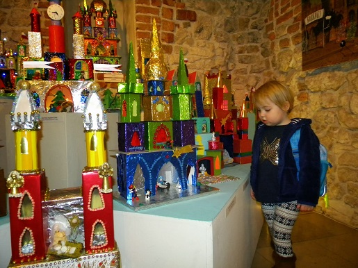 szopki bożonarodzeniowe w krakowie gdzie wystawa