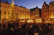 Sztokholm zima atrakcje jarmark swiateczny