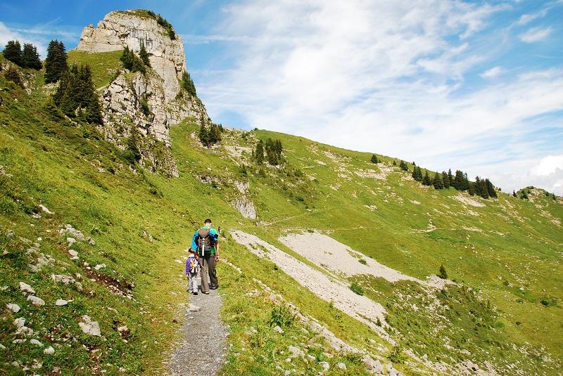 Berneński Oberland rodzinne atrakcje Szwajcaria