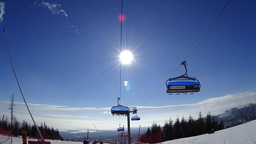 narty z dzieckiem Wysokie Tatry Słowacja opinie