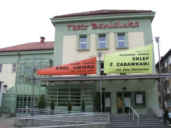 teatr lalek Bielsko-Biała rodzinne atrakcje