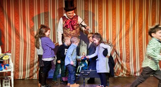 Teatr dla dzieci Warszawa