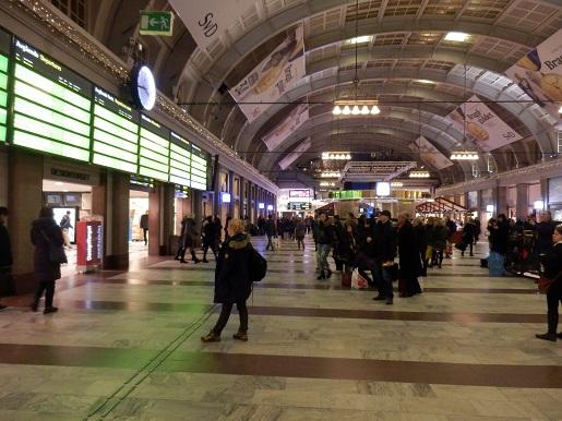 dworzec Sztokholm