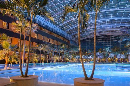 aquapark Bawaria Erding opinie atrakcje Monachium termy
