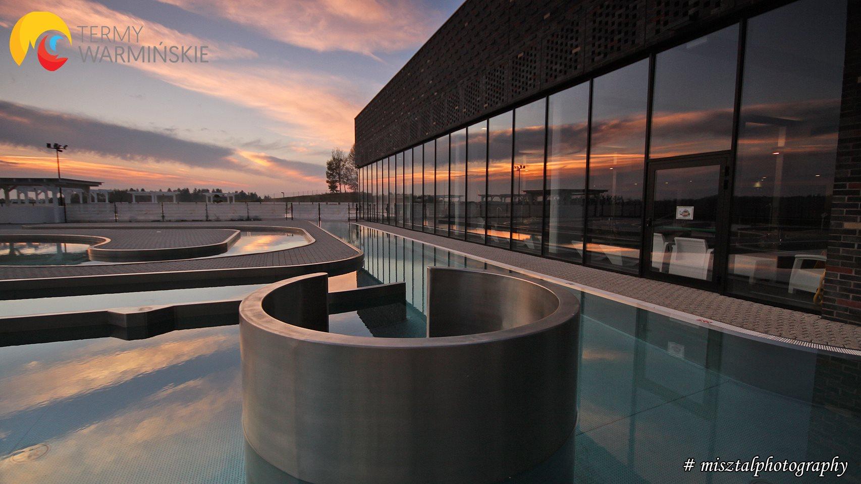 termy warmińskie aquapark
