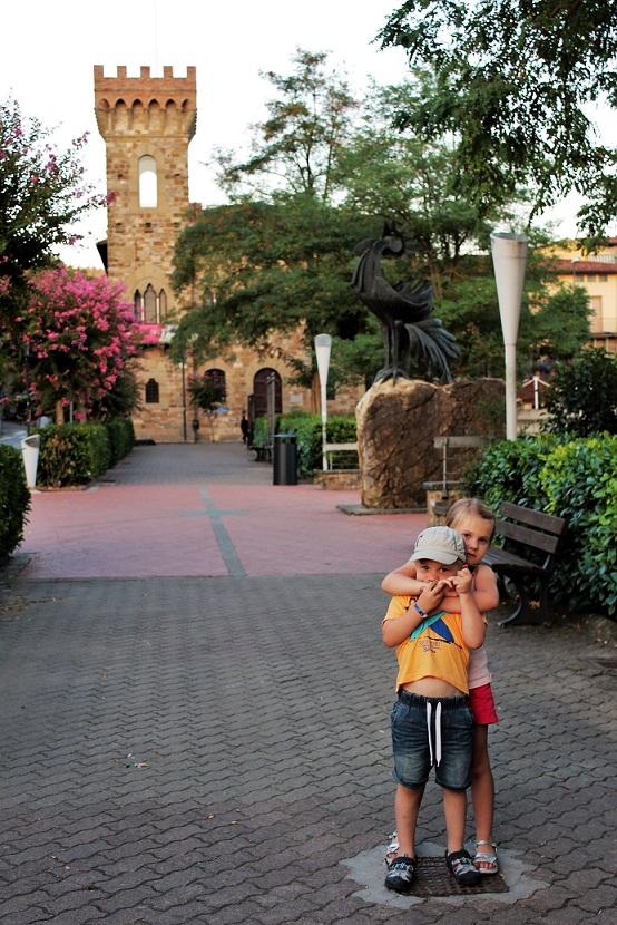 Włochy podróże z dzieckiem