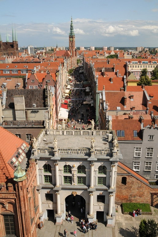 atrakcje Gdańsk Trakt Królewski