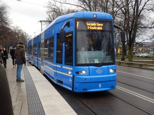 transport Sztokholm