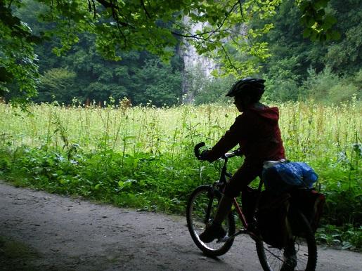 trasa rowerowa ojcowski park narodowy z dzieckiem opinie (1)