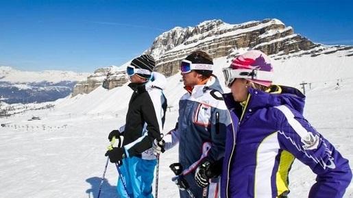 Trentino narty
