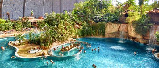 naklepsze parki rozrywki Niemcy Tropikalna Wyspa