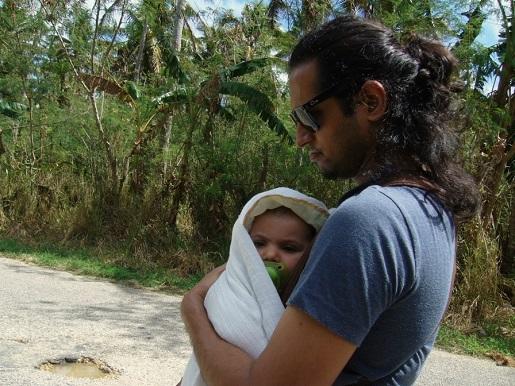tropiki z dzieckiem
