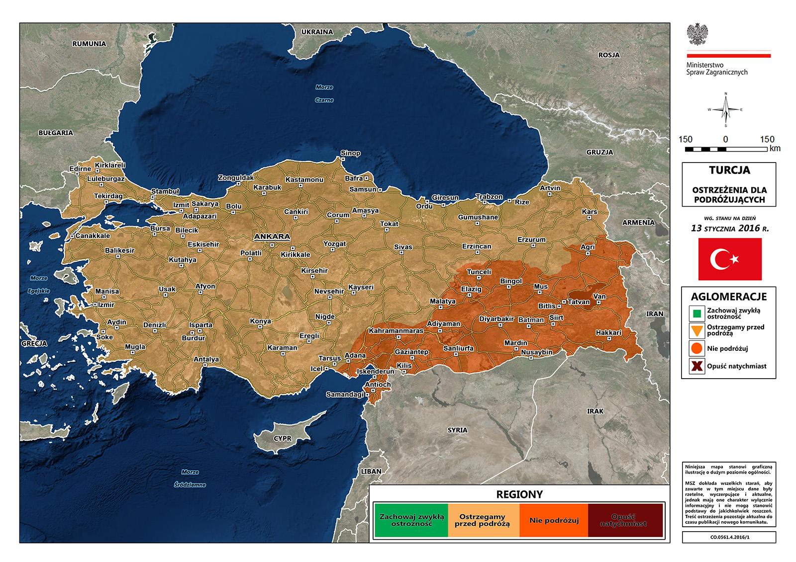 turcja egipt niebezpieczne wakacje rejony gdzie nie jechać opinie