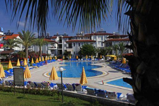 Turcja hotel sunlight garden opinie Wakacje z dziećmi