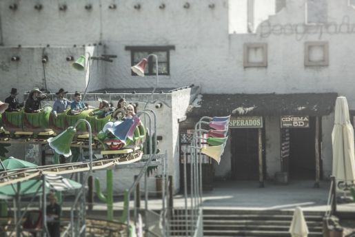 rodzinne atrakcje Miasteczko Westernowe Żory
