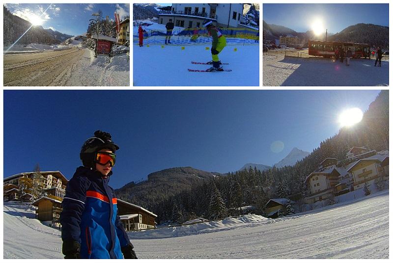 tyrol austria alpy z dzieckiem narty ferie zimowe opinie gdzie W