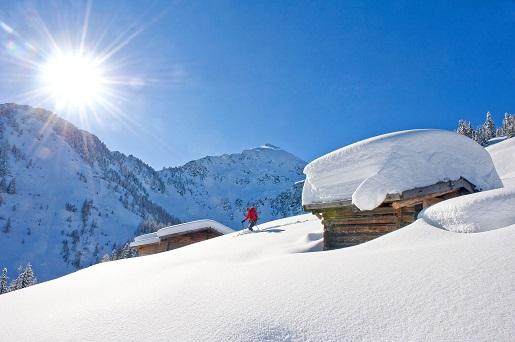 Tyrol rodzinne atrakcje