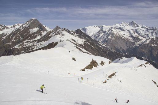 Tyrol Austria Alpy zwiedzanie z dzieckiem Grossglockner