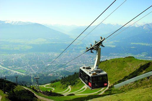 Innsbruck Austria opinie atrakcje