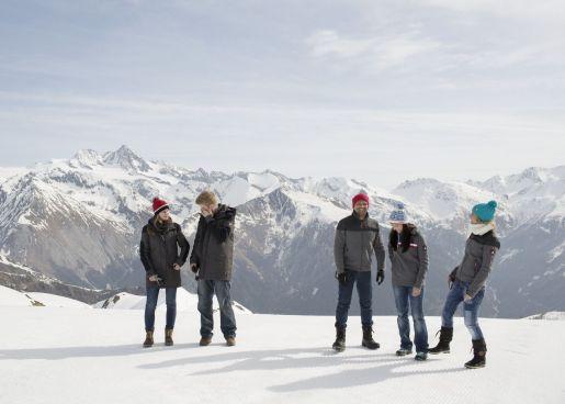 Großglockner Tyrol rodzinne atrakcje