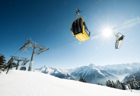 Tyrol atrakcje dla dzieci Zillertal zimą co zobaczyć