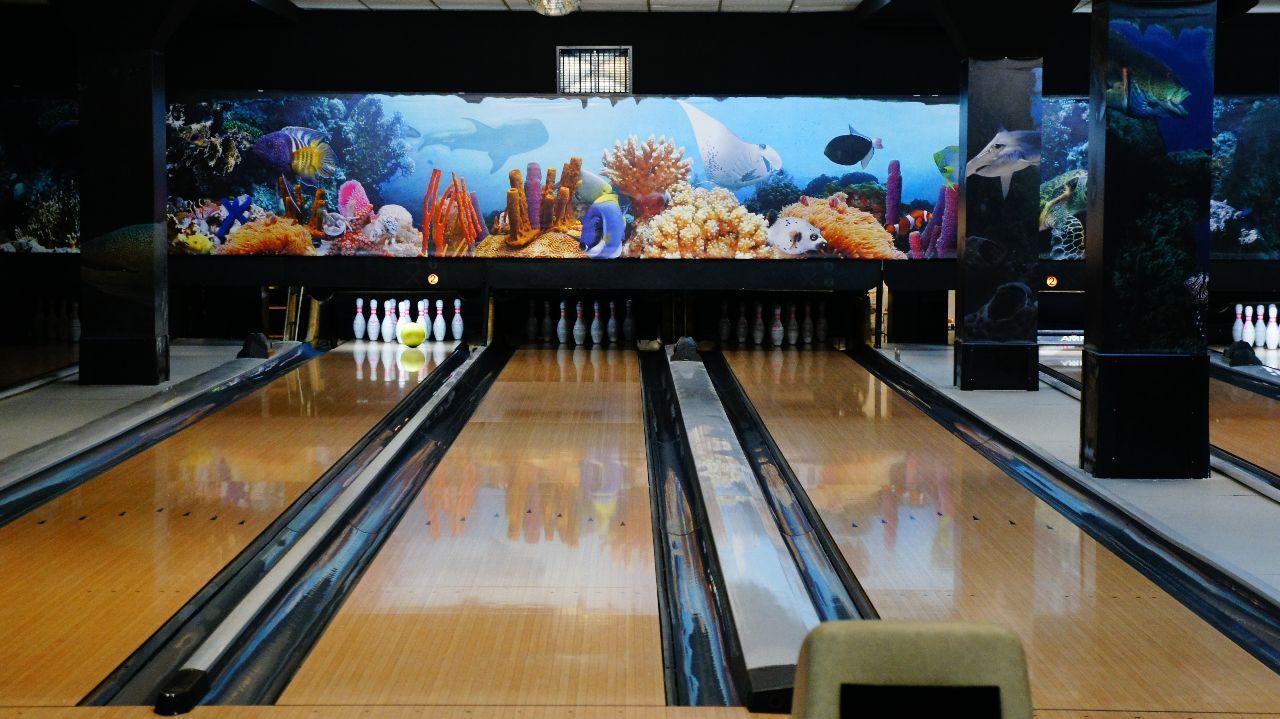 bowling Gdynia U7 rodzinne atrakcje