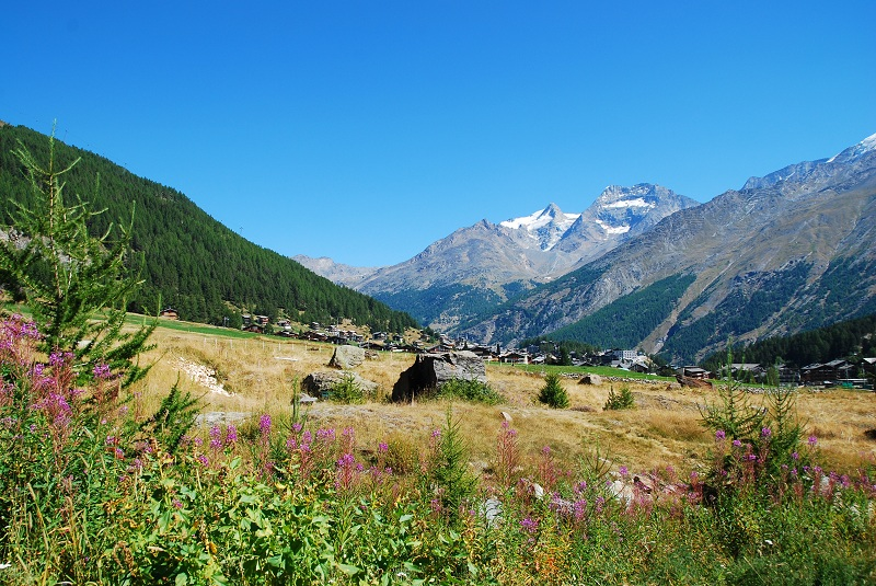 atrakcje dla dzieci Valais Szwajcaria