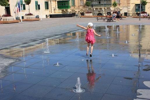 valletta Malta - atrakcje dla dzieci - co zobaczyć
