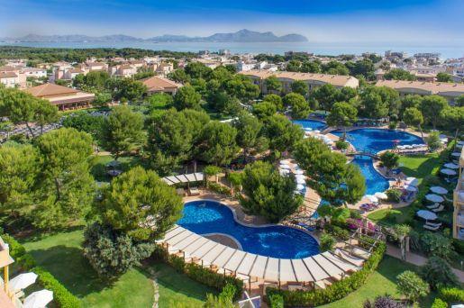 Majorka hotele przyjazne rodzinie VIVA MALLORCA opinie