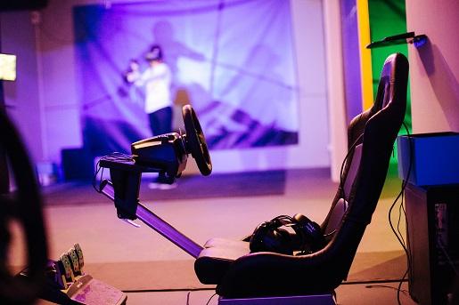 vr salon wirtualnej rzeczywistości gry warszawa