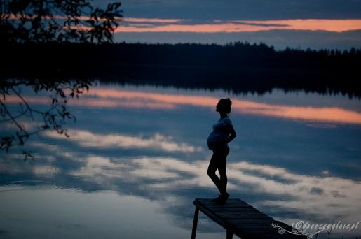 w ciąży pod namiot opinie wakacje z dzieckiem