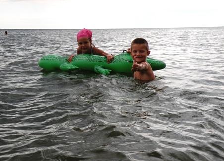 wakacje nad morzem opinie woda krokodyle