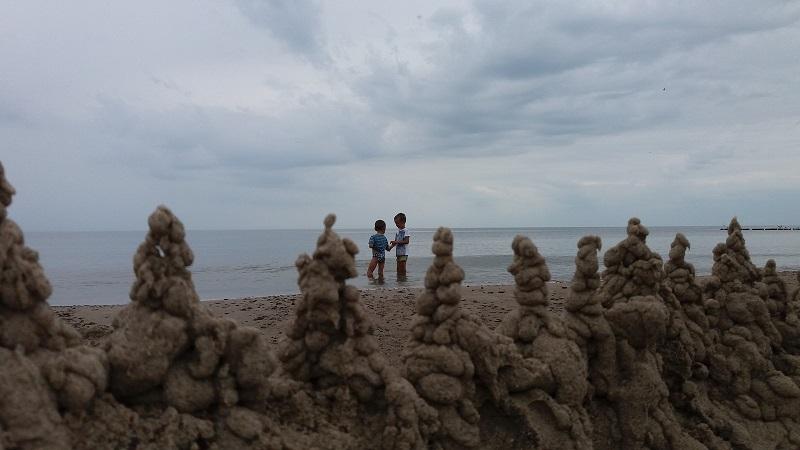 wczasy z dziećmi nad Bałtykiem atrakcje