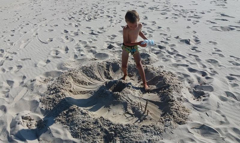 wakacje camperem z dzieckiem atrakcje Bałtyk