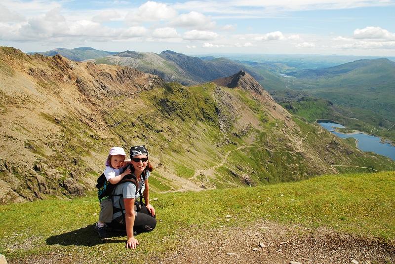 Snowdonia park narodowy rodzinne atrakcje