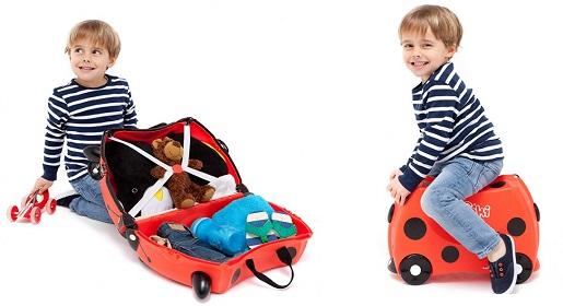 walizeczka dla dziecka - jeździk