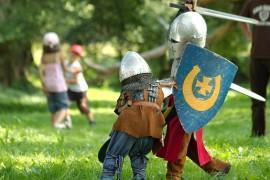 walka rycerska Ryn biesiady atrakcje dla dzieci