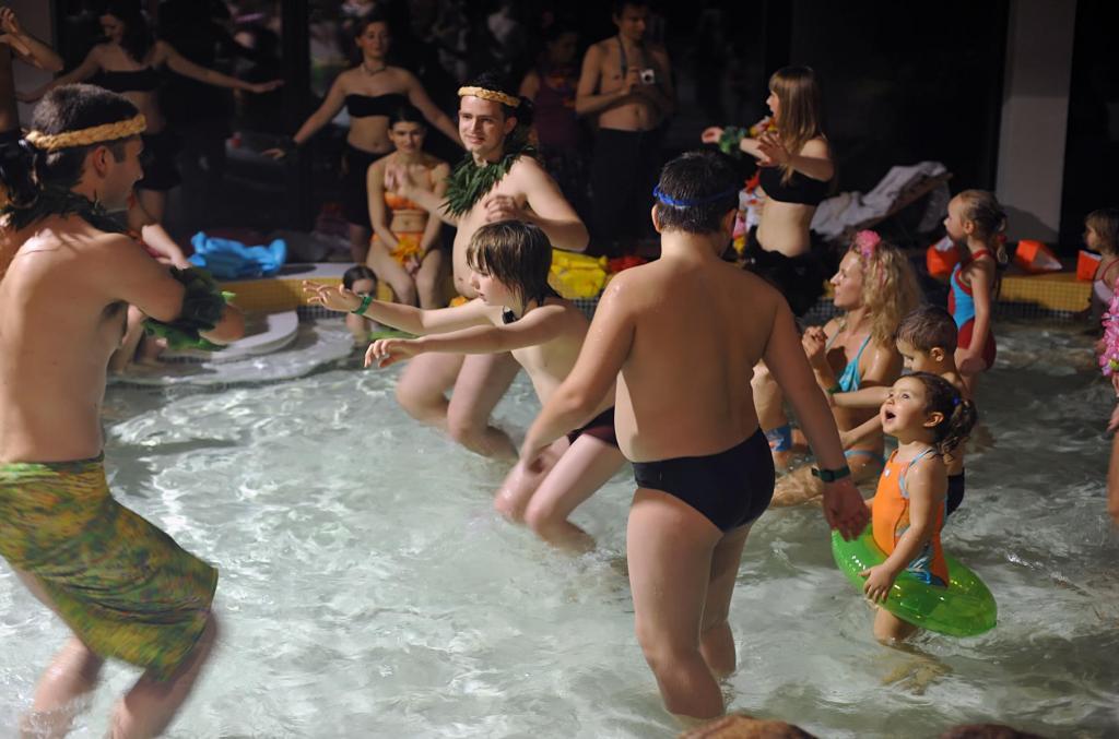 Warmia Aquapark - Pluski- to jeden z ciekawszych aquqparkó w Polsce