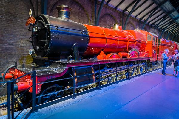 Muzeum Harrego Pottera Watford Anglia rodzinne atrakcje