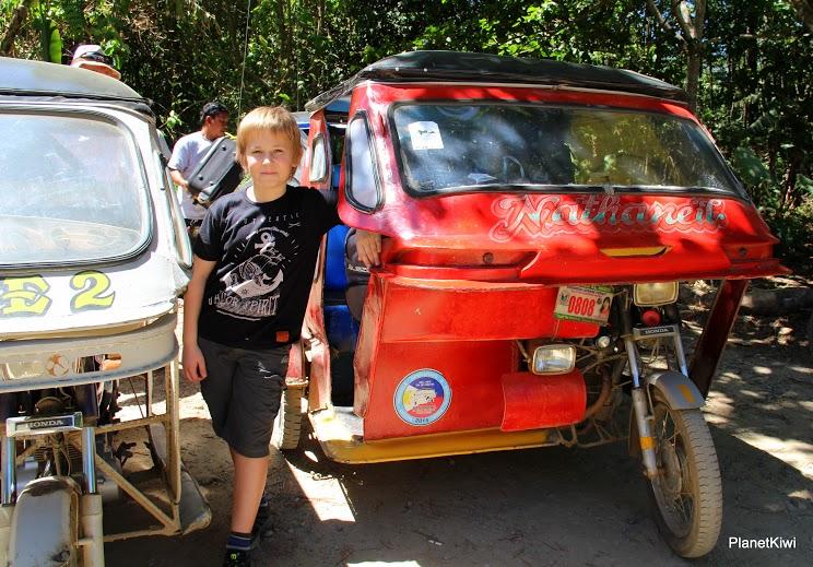 relacja z podróży z dzieckiem Filipiny