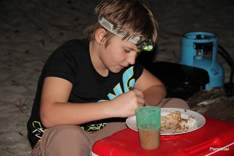 Filipiny atrakcje dla dzieci Papaya Beach