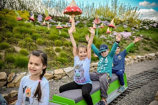 weekend z dzieckiem -gdzie najlepsze atrakcje w Polsce - Magiczne Ogrody