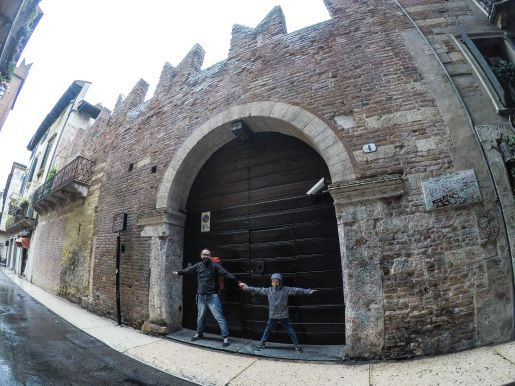 atrakcje dla dzieci Włochy Werona