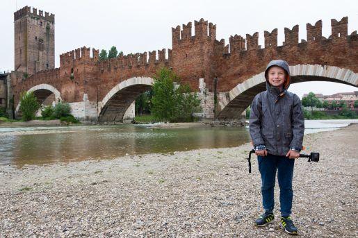 Werona wczasy z dzieckiem Włochy