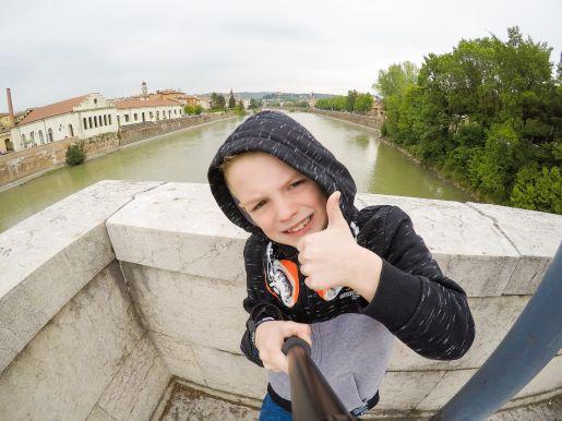 Werona wycieczka z dziećmi atrakcje Włochy