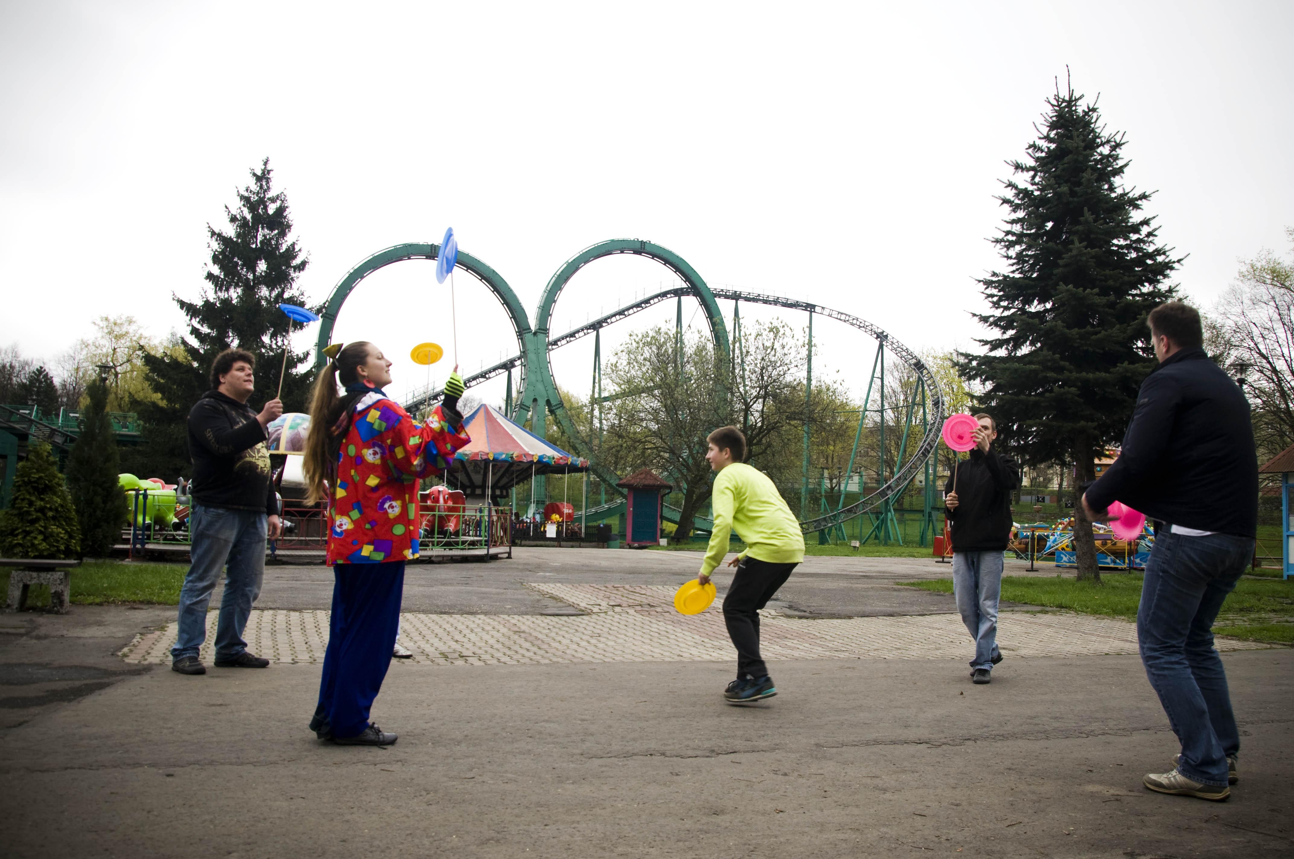lunapark Chorzów